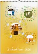 Dvylikos lapų kalendorius