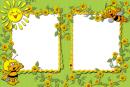 Bitės ir gėlės