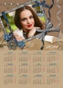 Magnetinis kalendoriukas