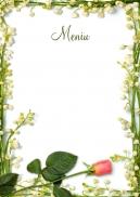 Vestuvių meniu