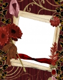 Gėlėtas rėmelis