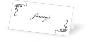 Stalo kortelė 6